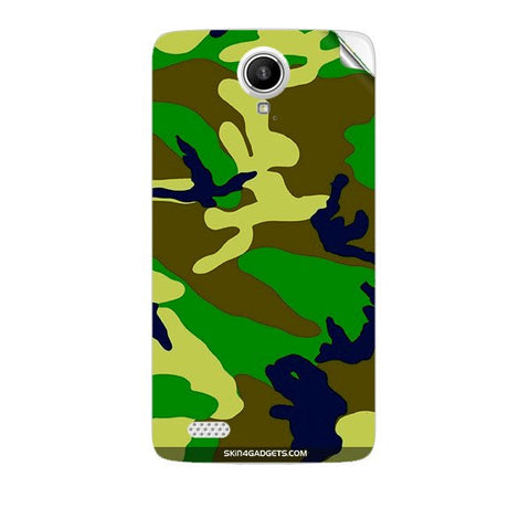 Camouflage - Green For KARBONN A27 PLUS Skin