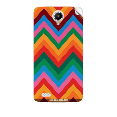 Colored Chevron For KARBONN A27 PLUS Skin