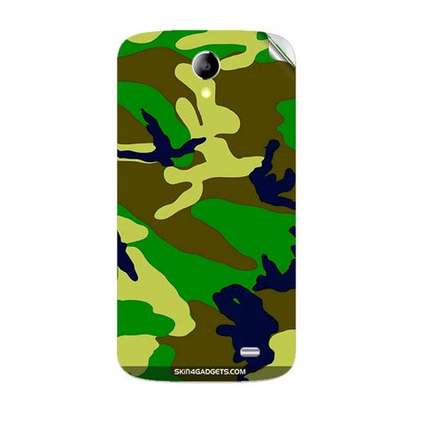 Camouflage - Green For KARBONN A25 PLUS Skin