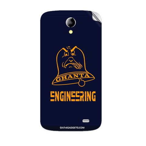Ghanta Engineering  For KARBONN A25 PLUS Skin