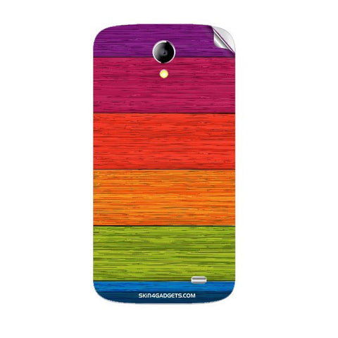 Multicolor Wooden Planks For KARBONN A25 PLUS Skin