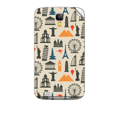 Wonders of the World For KARBONN A35 Skin