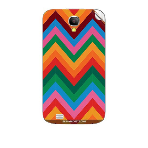 Colored Chevron For KARBONN A35 Skin