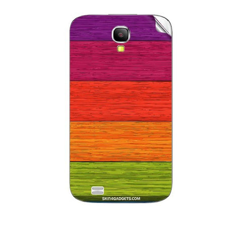 Multicolor Wooden Planks For KARBONN A35 Skin