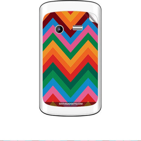 Colored Chevron For KARBONN A3 PLUS Skin
