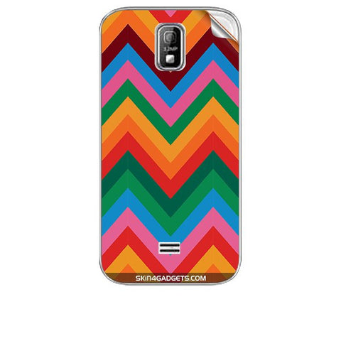 Colored Chevron For KARBONN A4 PLUS Skin