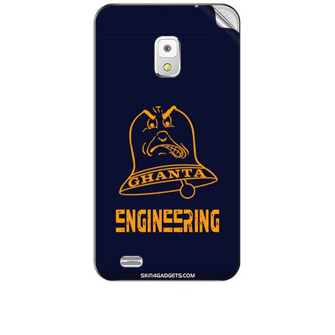Ghanta Engineering  For KARBONN A5S Skin
