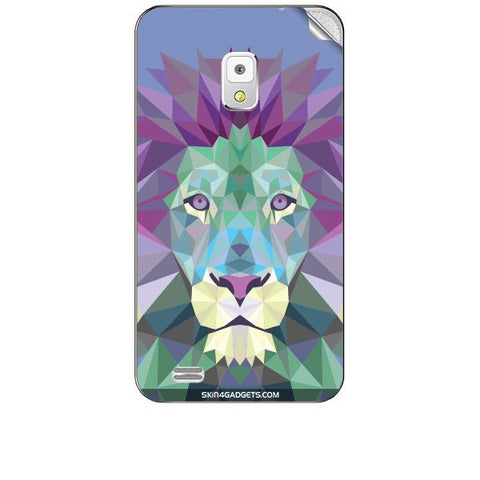 Magestic Lion For KARBONN A5S Skin