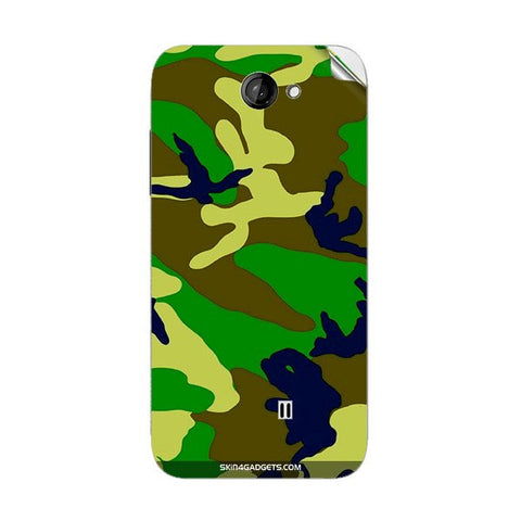 Camouflage - Green For KARBONN A9 PLUS Skin