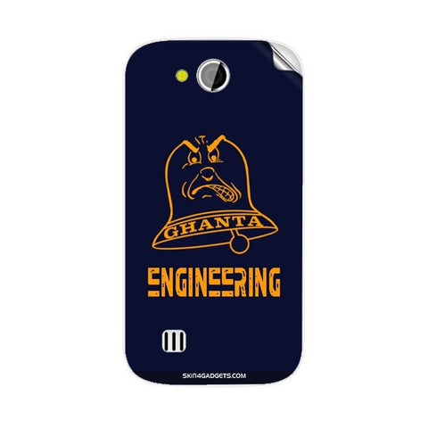 Ghanta Engineering  For KARBONN A1 PLUS DUPLE Skin