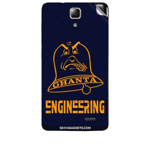Ghanta Engineering  For LENOVO A536 Skin