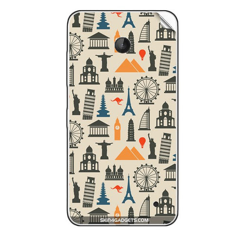 Wonders of the World For NOKIA LUMIA 630 Skin