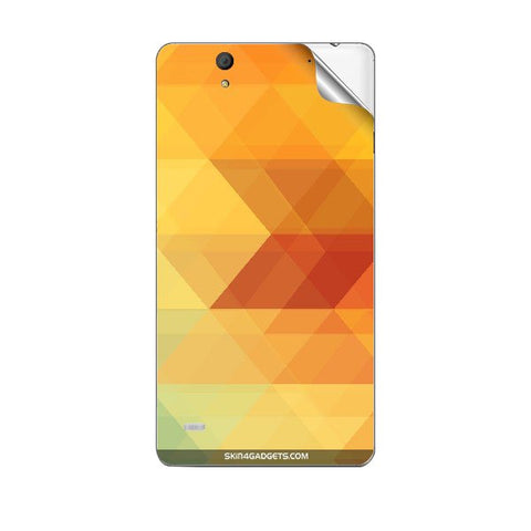 Geometric Abstract  For SONY XPERIA C4 Skin