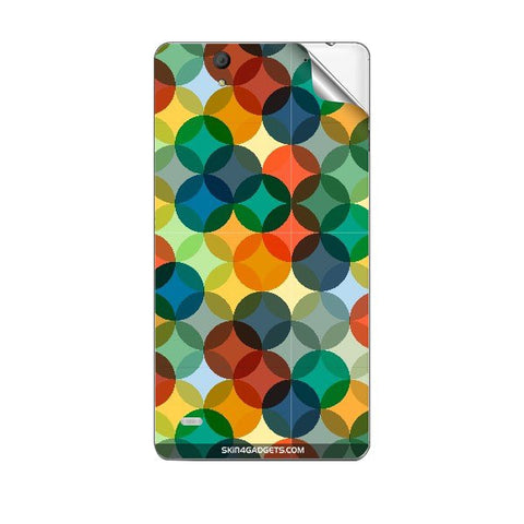 Abstract Dream For SONY XPERIA C4 Skin