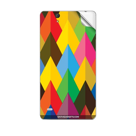 Crayons For SONY XPERIA C4 Skin