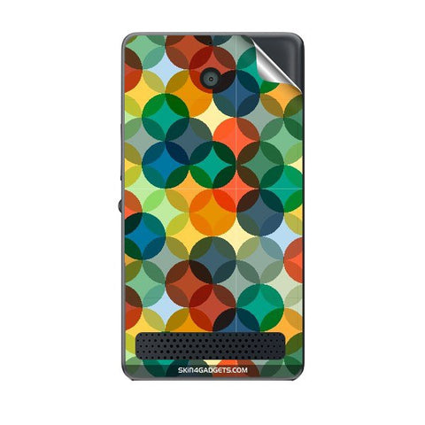 Abstract Dream For SONY XPERIA E1 Skin