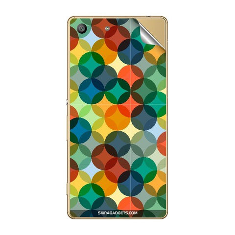 Abstract Dream For SONY XPERIA M5 Skin