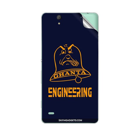Ghanta Engineering  For SONY XPERIA M Skin