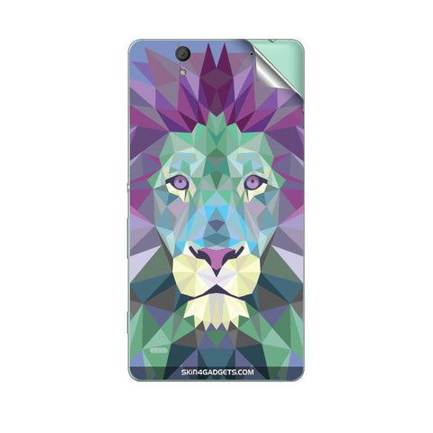 Magestic Lion For SONY XPERIA M Skin
