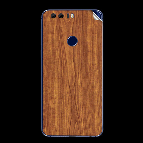 Honor 8 Wooden Texture Skin Sticker