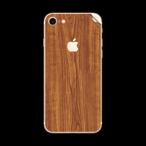 iPhone 7 Wooden Texture Skin Sticker
