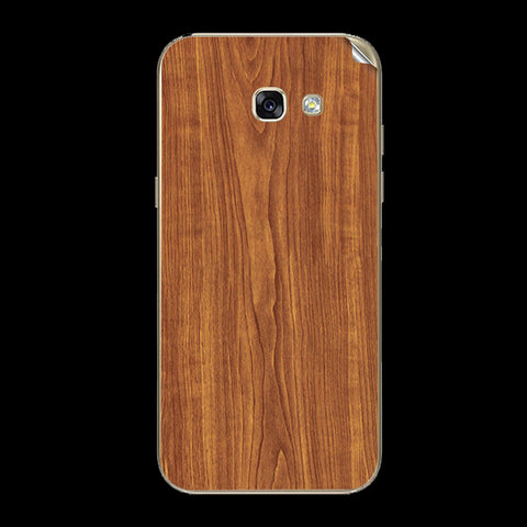 Samsung Galaxy A5 2017 Wooden Texture Skin Sticker