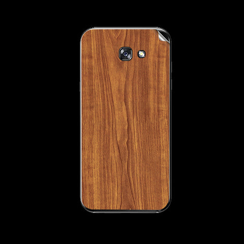 Samsung Galaxy A7 2017 Wooden Texture Skin Sticker