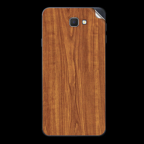 Samsung Galaxy on Nxt Wooden Texture Skin Sticker
