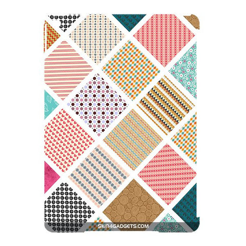 Varied Pattern For APPLE IPAD AIR2 Designer CASE