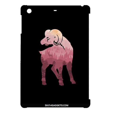 Mountain Goat For APPLE IPAD MINI1 Designer CASE