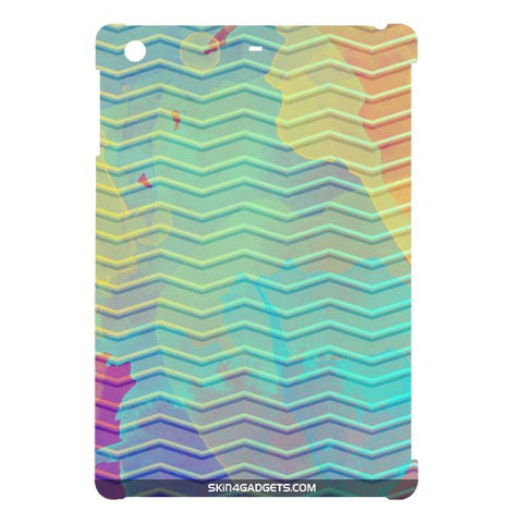 Colourful Waves For APPLE IPAD MINI1 Designer CASE