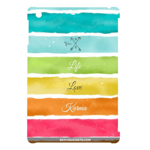 Lets Love Life For APPLE IPAD MINI2 Designer CASE