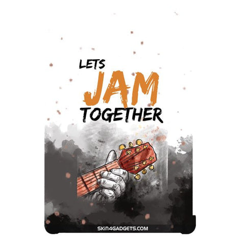 Lets Jam Together For APPLE IPAD MINI3 Designer CASE
