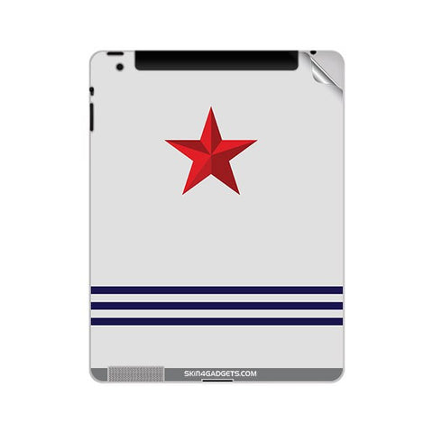Star Strips For APPLE IPAD 4 Skin
