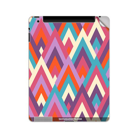 Peaks For APPLE IPAD 4 Skin