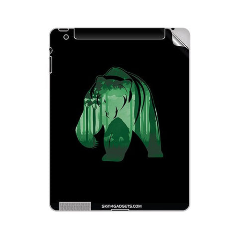 Bear For APPLE IPAD 4 Skin