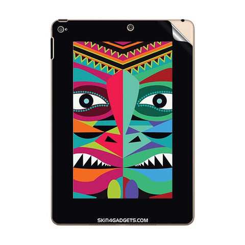 Tribal Face For APPLE IPAD AIR2 Skin