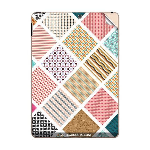 Varied Pattern For APPLE IPAD AIR2 Skin