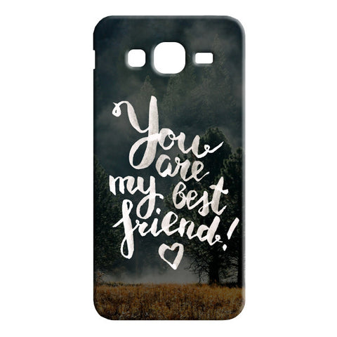 Samsung Galaxy J7 friend forever case