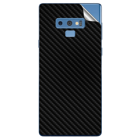 Black Carbon Fiber For Samsung Galaxy Note 9