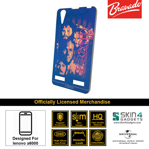 Phone Case For Lenovo A6000  Artist: The Doors