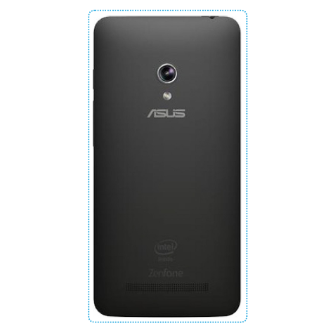 Customized Asus Zenfone 5 Skin