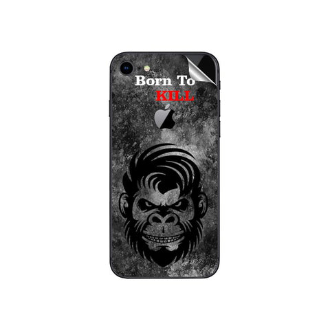 Born to kill For APPLE IPHONE 8 Skin