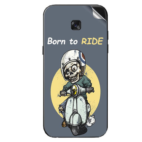 Born to ride For Redmi note 4  skin - skin4gadgets