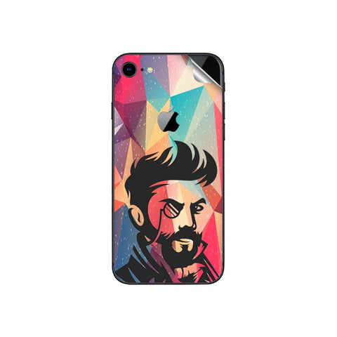 funky man For APPLE IPHONE 8  Skin