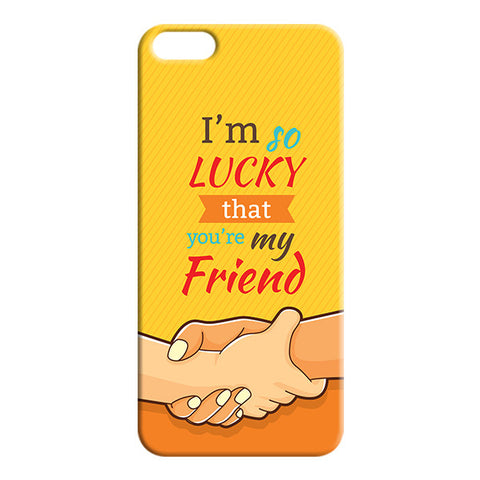iPhone 6 i am so lucky case
