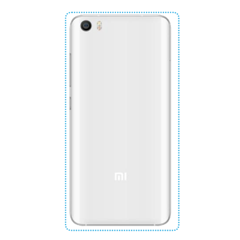 CUSTOMIZED XIAOMI MI5 Skin/Sticker