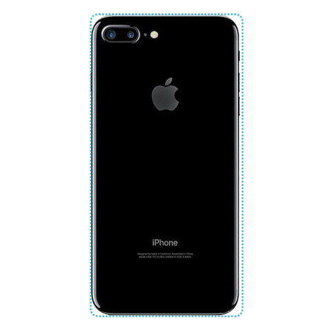 IPHONE 9 CUSTOMIZED MOBILE SKIN