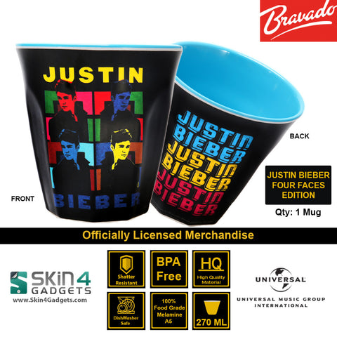 Universal Music/ Bravado Officially Licensed Merchandise Artist: Justin Bieber