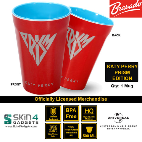 Universal Music/ Bravado Officially Licensed MerchandiseArtist: Katy Perry Prism Edition